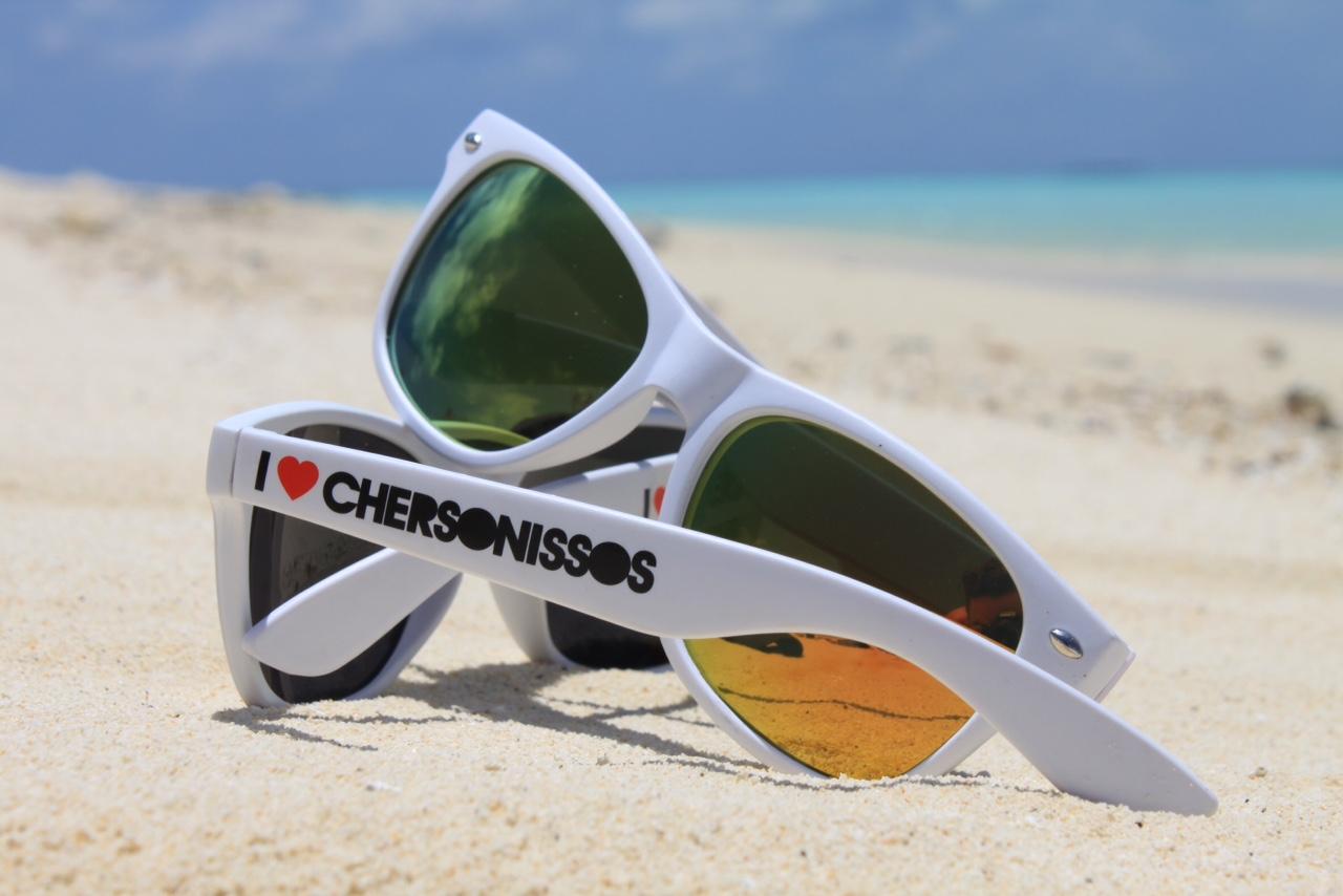 I Love Chersonissos zonnebril