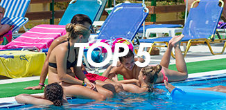 top 5 vakantie chersonissos