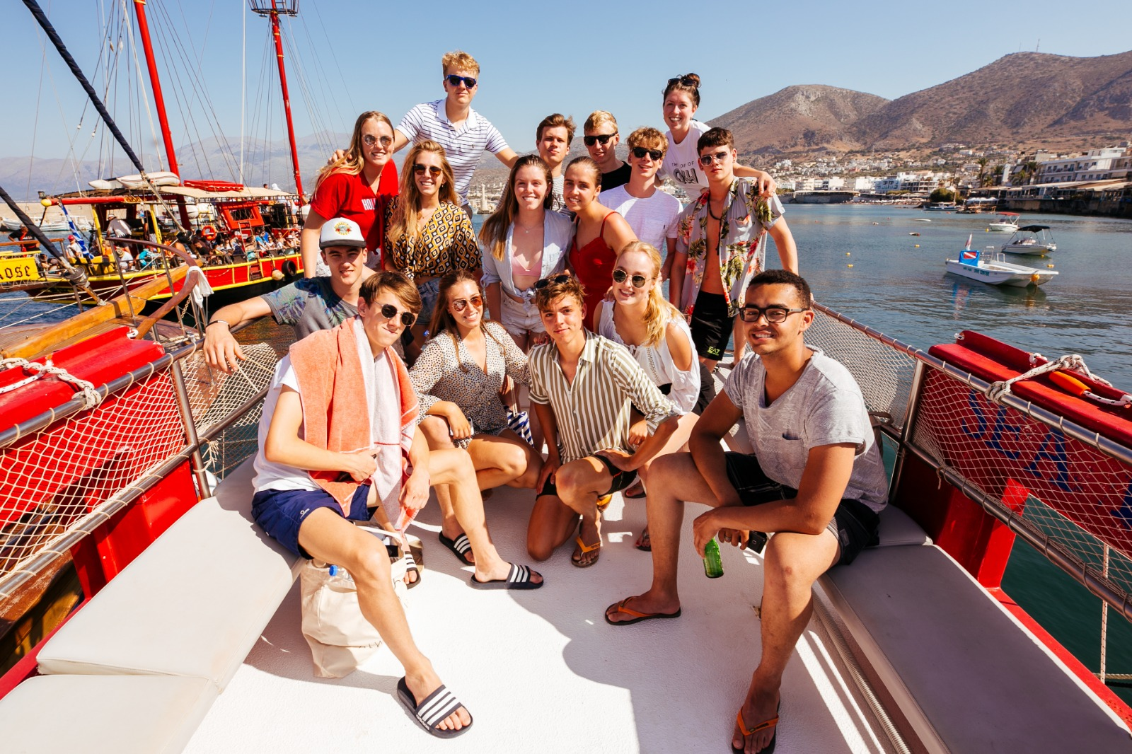 Sea Dream glass bottom boat chersonissos 1