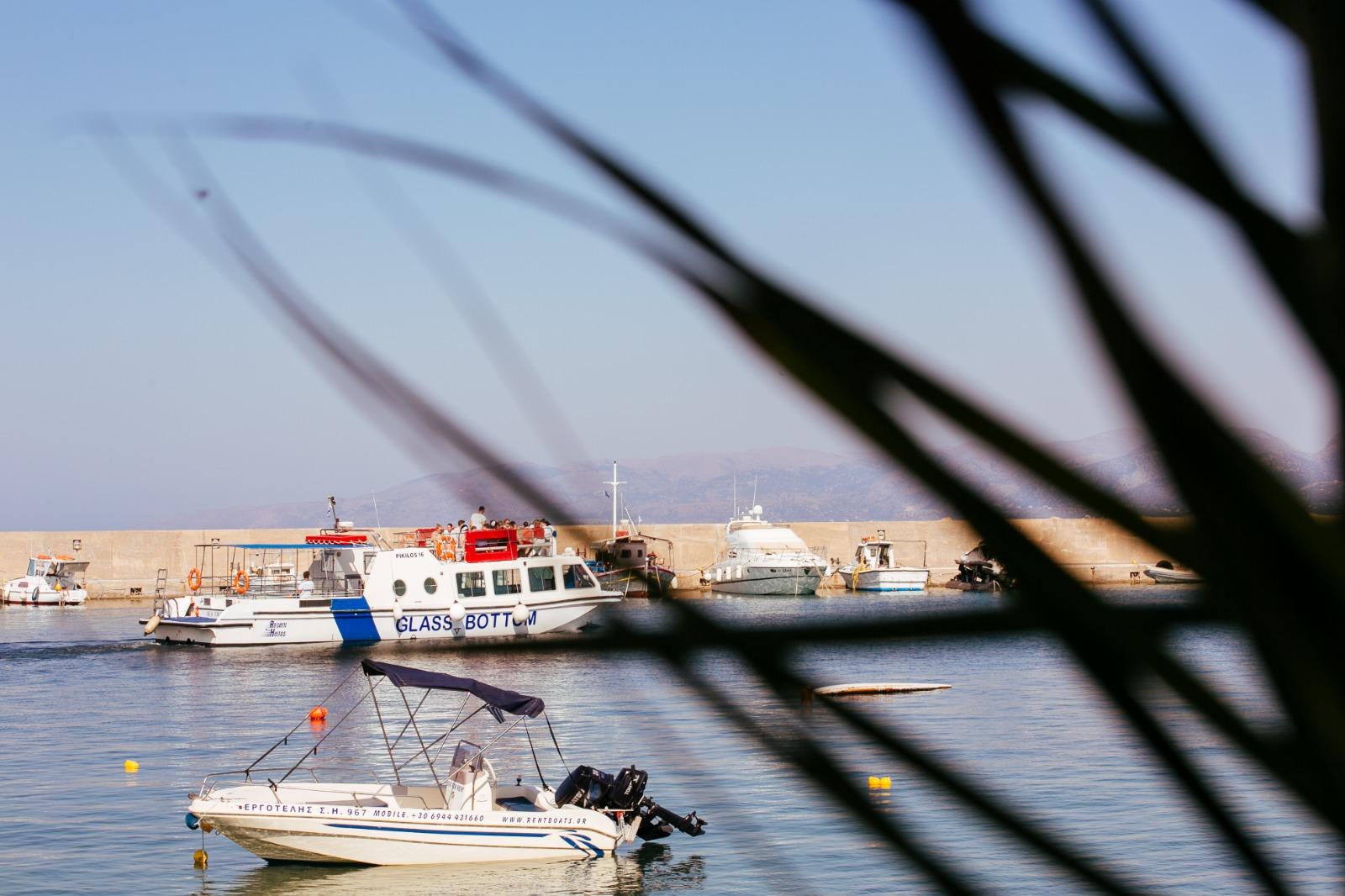 Sea Dream glass bottom boat chersonissos 3