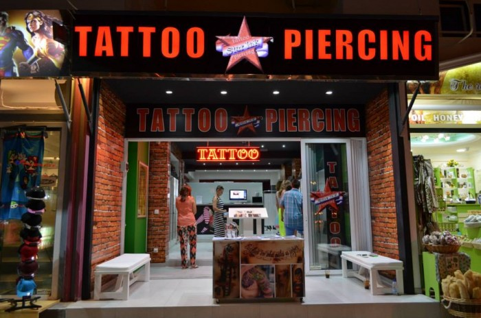 star ink chersonissos tattoo